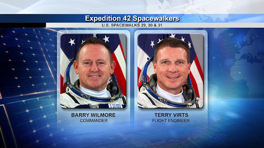 NASA gives green light to 3rd ISS spacewalk