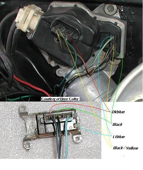 66 Chevelle Wiper Motor Wiring Diagram Bege Wiring Diagram