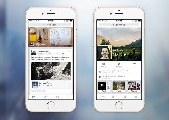 Facebook at Work, la red social de facebook para empresas