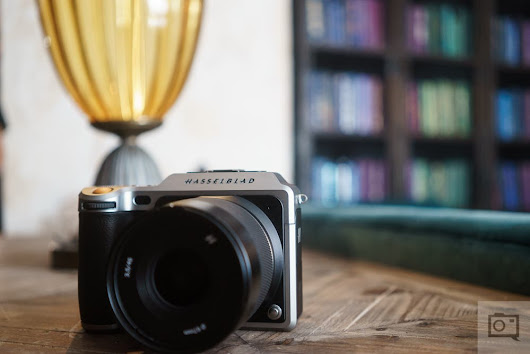 First Impressions: Hasselblad X1D