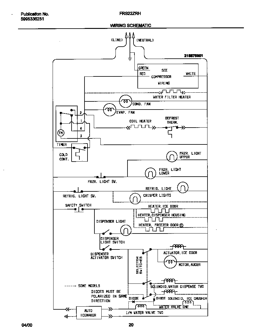 Frigidaire Ice Maker Wiring Schematic Diy Power Window Wiring Diagram Piooner Radios Tukune Jeanjaures37 Fr