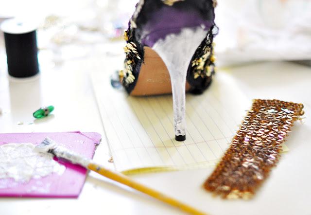 Dolce ve Gabbana Pompalar-Ayakkabı-DIY-16 Embellished