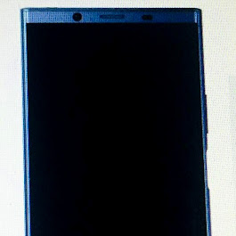 Alleged Xperia XZ2 image may be our first look at Sony's new 'all-screen' design