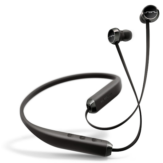Top Four Great Around-Neck Design Wireless Bluetooth Earbuds/Headsets - The best earbuds