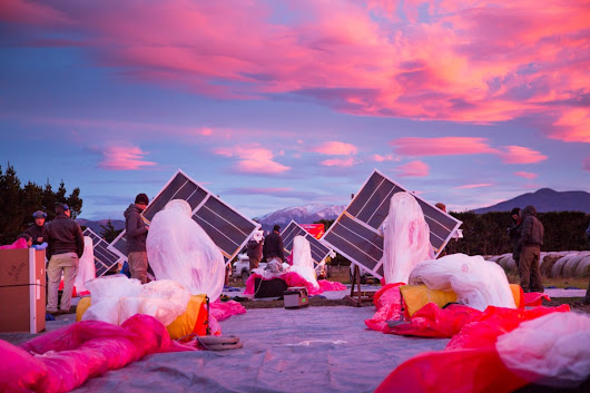 How Project Loon's smart software learned to sail the winds