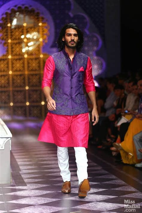 kutra  nehru jacket  bright contrasting colours