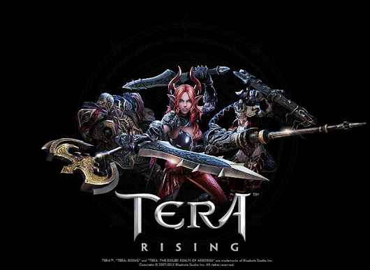Tera - The Best Free Browser Games Directory
