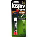 Krazy Glue Skin Guard Formula Instant All Purpose Glue - .07 oz