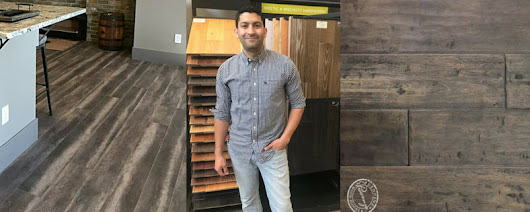 Meet Rob Perez, Floor Decor Design Center in Middletown, CT