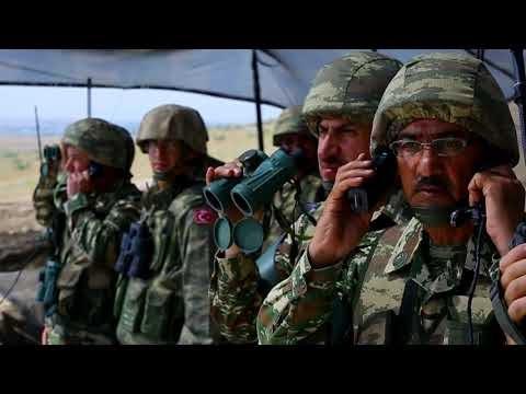 """Βίντεο από την ΤΑΜΣ """"Αφθαρτη Αδερφότητα 2019"""" του Αζερμπαιτζάν και της Τουρκίας."""