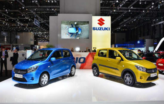 Suzuki Celerio To Be Launched In Pakistan