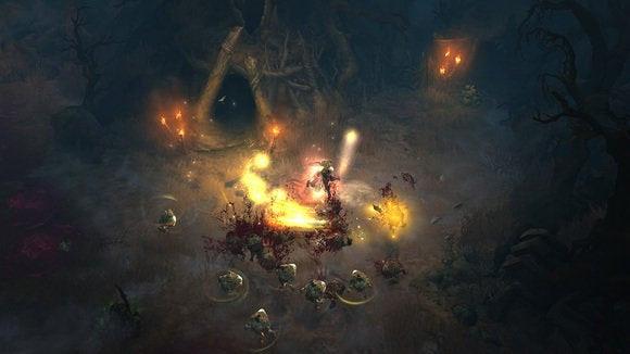 2.0.1 atualização do Diablo III