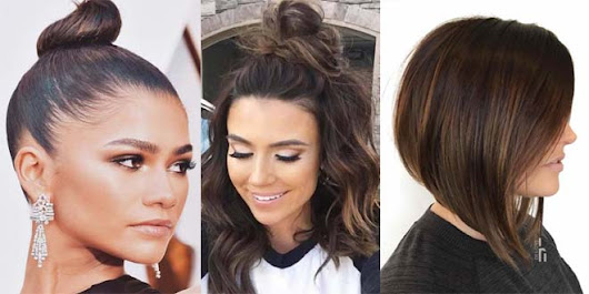 13 Leading Hairstyles and Haircuts To Follow in 2018