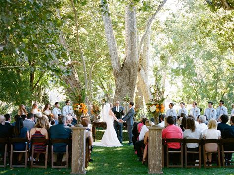 A Traditional Wedding Ceremony Order of Events   The