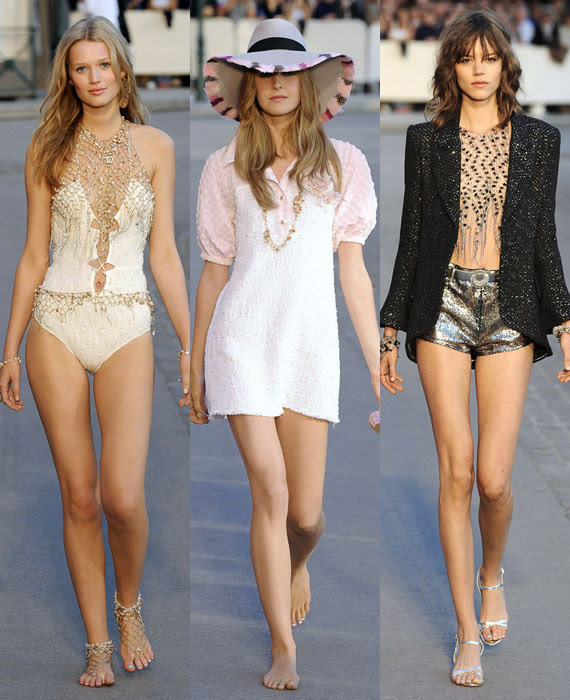 chanel 2011 in America