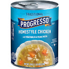 Progresso Traditional Soup, Homestyle Chicken - 19 oz can
