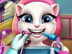 انجيلا طبيب الاسنان الحقيقي
