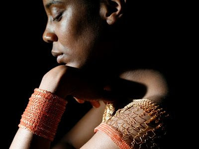 the inspired african: PLASTIC GOLD
