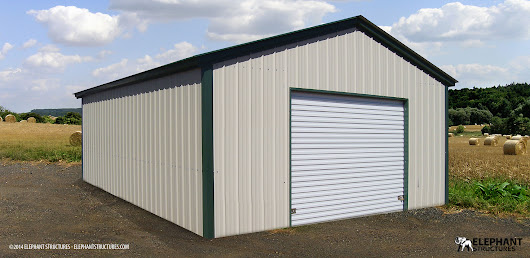 Metal Buildings, Garages, Carports & Barns - Elephant Structures
