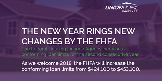 The New Year Rings New Changes By the FHA