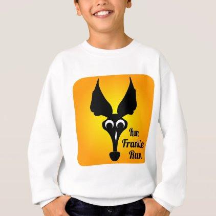 Run Frankie Run Icon Sweatshirt