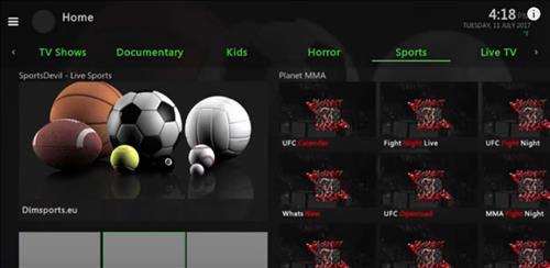 screenshots Spinz TV Reborn Build pic 2