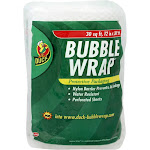 Duck Brand Original Bubble Wrap Cushioning - Clear, 12 in. x 30 ft.