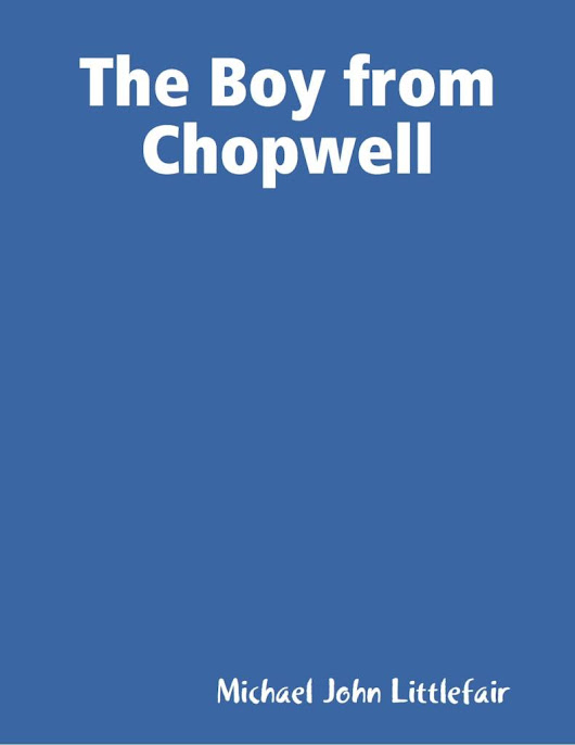 THE BOY FROM CHOPWELL on Promocave