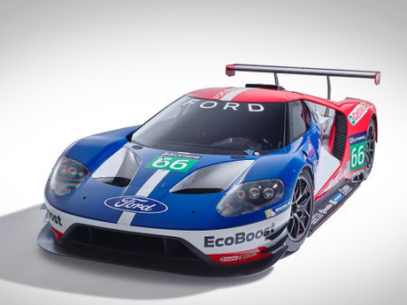 Ford akan Berlaga Kembali di Balap Le Mans 24 dengan Ford GT