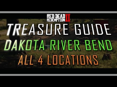 Realistic TV: Red Dead 2 Online - All 4 Dakota River Bend