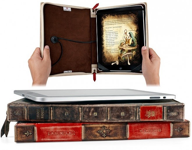 Old Book Cover Ipad : Book of kells diy ipad folio case made from a vintage