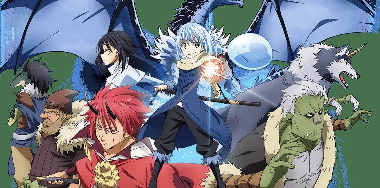 Wallpaper Anime Tensei Shitara Slime Datta Ken