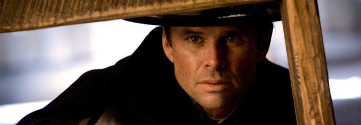 Walton Goggins en un momento del último film de Tarantino