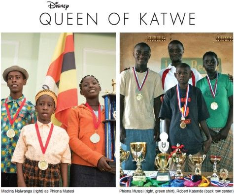 True Life Photos of Disney's Queen of Katwe