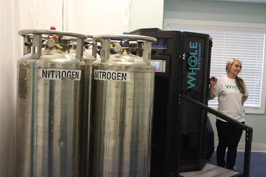 Spotlight on Business: Whole Cryotherapy