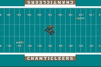 Coastal Carolina Reveals Plans for Teal-Colored Football Field