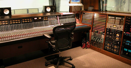 L.A.'s The Sound Factory Lists Collection of Historic Studio Gear on Reverb