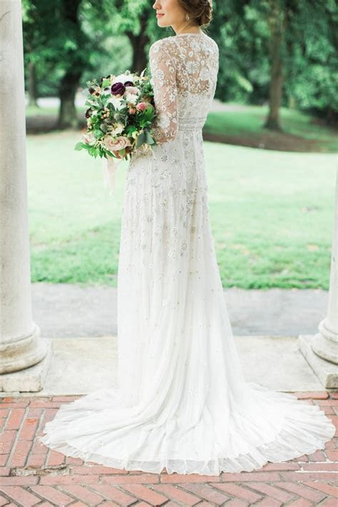 32 Winter Wedding Dresses Perfect for cold day   Long