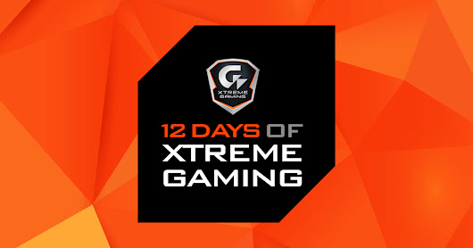 12 days of XTREME GAMING