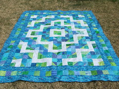 Water Quilt 001