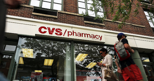 CVS to Buy Aetna for $69 Billion in a Deal that May Reshape the Health Industry - The New York Times