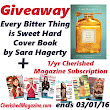 Giveaway: Every Bitter Thing is Sweet by Sara Hagerty
