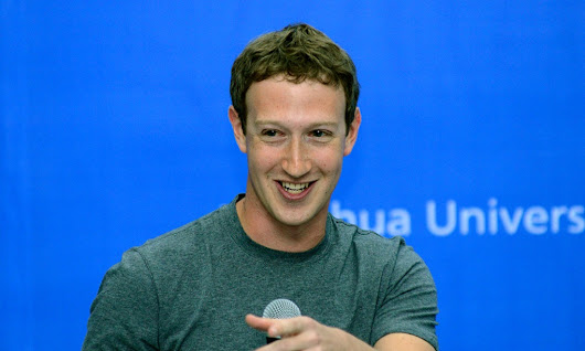 Mark Zuckerberg declares 2015 the 'Year of Books' with online reading club