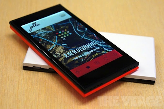 Hands-on with Jolla, the Nokia that could have been