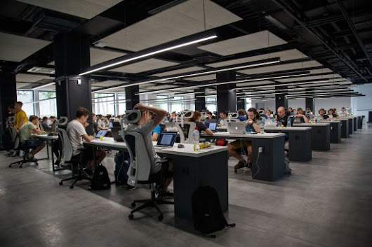Why open office design makes you less productive | The JotForm Blog