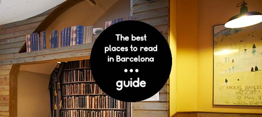 The Best Places to Read in Barcelona :: Fuster Apartments