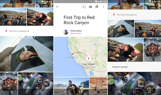 Google Photos Now Builds Perfect Vacation Albums on Its Own