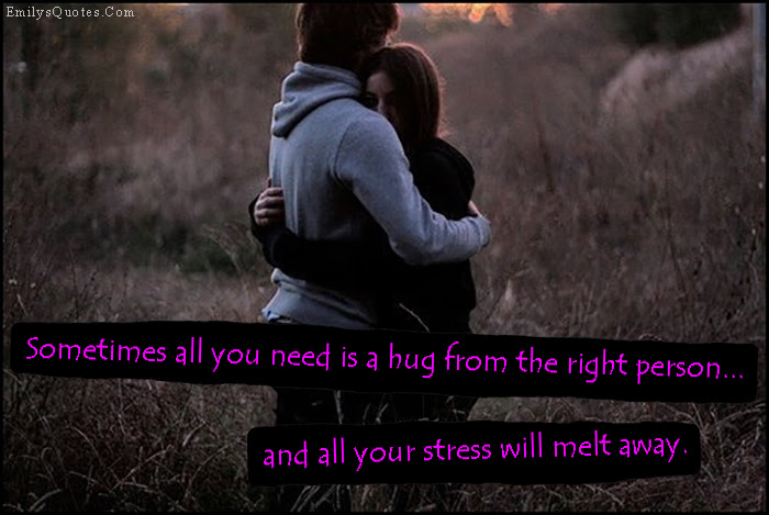 Someone Quotes Feel Hug Love Pictures Wwwpicturesbosscom