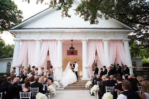 The Most Beautiful Wedding Venues Near Dallas   PureWow