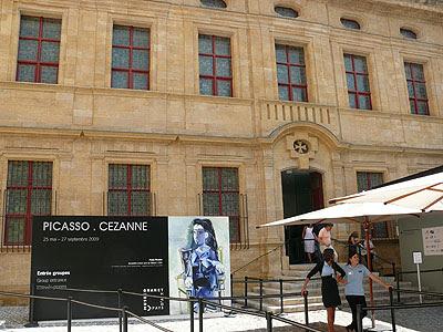 picasso, Cézanne.jpg